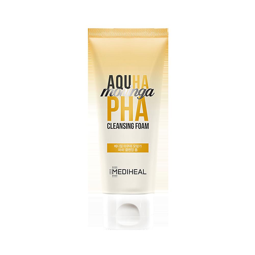 Mediheal Aquha Moringa PHA Cleansing Foam
